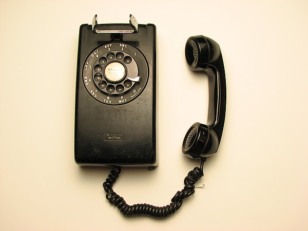 Western Electric 500 Series Wall Phone