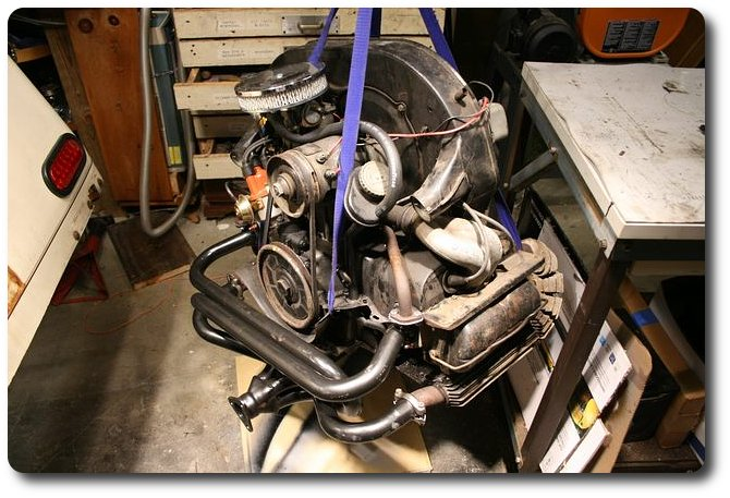 Steampunk Car Update – Catalytic Converter on an Aircooled