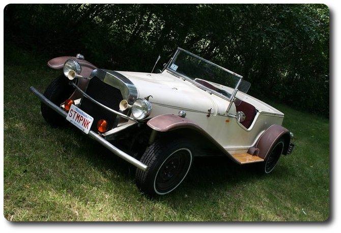 STMPNK Car