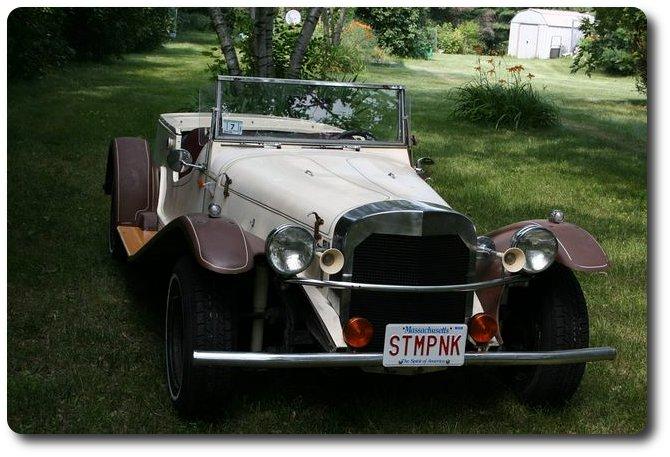STMPNK Roadster