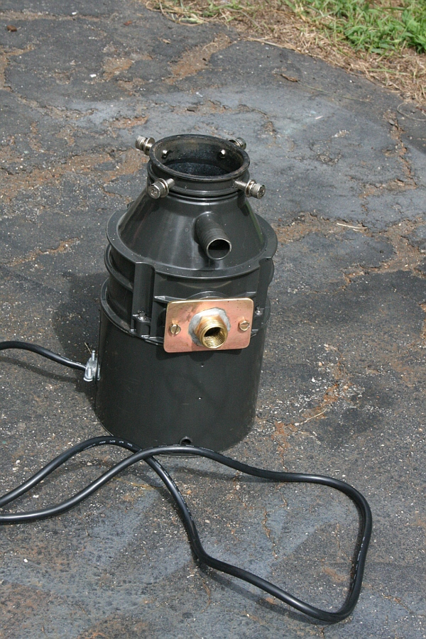 Diy Rv Macerator Pump
