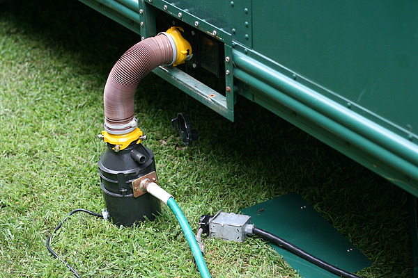 Rv septic tank hook up