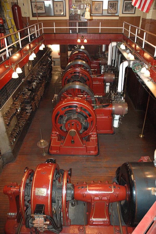 Pratt University Steam Power Plant