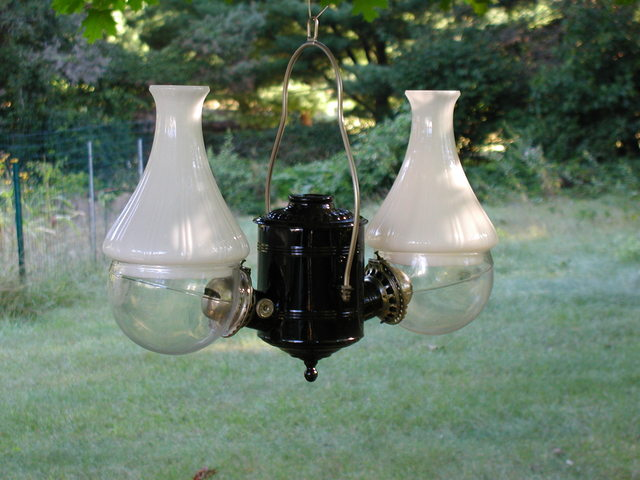 angle company lamp