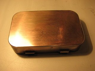 polished tin