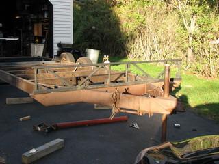 trailer rail