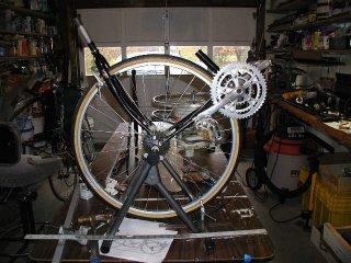 front wheel drive bike
