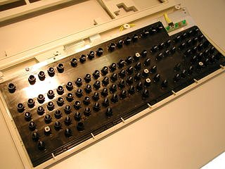 IBM Model M Keyboard al keys removed