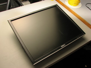 Dell 1907FP Front