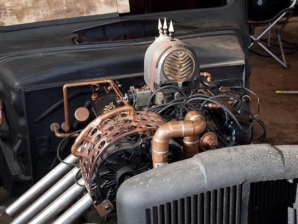 Steampunk RatRod