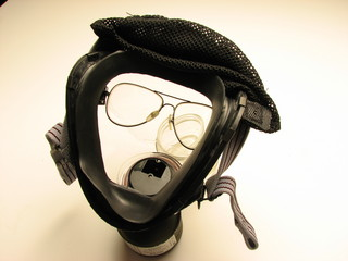 prescription gas mask