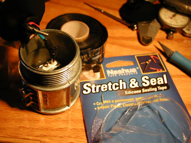 nashua stretch and seal silicon tape