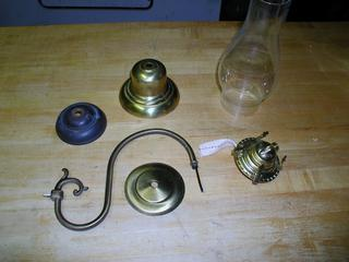 Lamp components