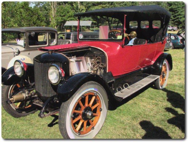 1916 Stanley Steamer