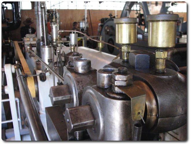 brass oilers