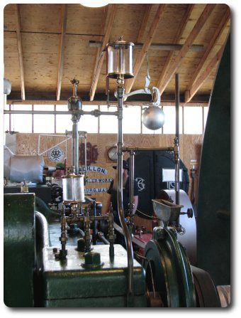 another steam engine oiler