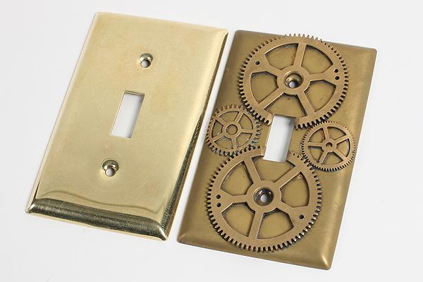 ammonia aged brass